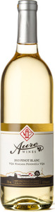 Aure Pinot Blanc 2015, Niagara Peninsula Bottle