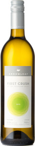 Arrowleaf First Crush White 2015, BC VQA Okanagan Valley Bottle