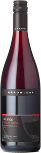 Arrowleaf Solstice Pinot Noir 2014, Okanagan Valley Bottle