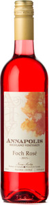 Annapolis Foch Rosé 2015 Bottle