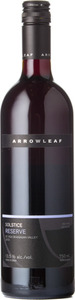 Arrowleaf Solstice Reserve 2013, BC VQA Okanagan Valley Bottle