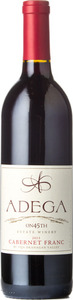Adega On 45th Cabernet Franc 2013, BC VQA Okanagan Valley Bottle