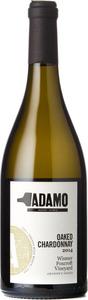 Adamo Oaked Chardonnay Wismer Foxcroft Vineyard 2014, Niagara Peninsula Bottle