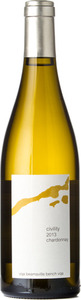 16 Mile Cellar Civility Chardonnay 2013, Niagara Peninsula Bottle