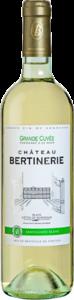 Château Bertinerie 2015, Premières Côtes De Blaye Bottle