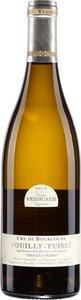Pierre Vessigaud Pouilly Fuissé Vieilles Vignes 2013 Bottle