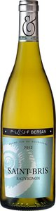 J F & P L Bersan Saint Bris 2014 Bottle