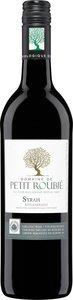 Domaine De Petit Roubié Syrah 2014 Bottle