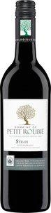 Domaine De Petit Roubié Syrah 2015 Bottle