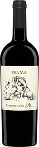 Inama Carmenère Piu 2013 Bottle