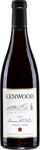 Kenwood Vineyards Pinot Noir 2013, Russian River Valley, Sonoma County Bottle