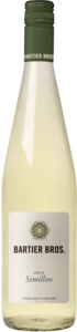 Bartier Bros. Semillon Cerqueira Vineyard 2013, BC VQA Okanagan Valley Bottle
