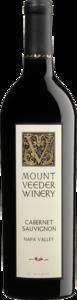 Mount Veeder Cabernet Sauvignon 2013, Napa Valley Bottle