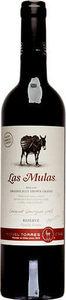 Las Mulas Cabernet Sauvignon Reserve 2015 Bottle