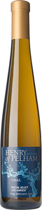 Henry Of Pelham Special Select Late Harvest Vidal 2014, VQA Short Hills Bench (375ml) Bottle