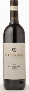 Colle Bereto Chianti Classico 2014, Docg Tuscany Bottle