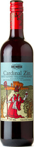 Big House Cardinal Zin 2013, Central Coast Bottle