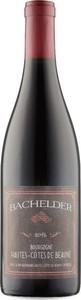 Bachelder Hautes Côtes De Beaune 2013, Ac Bottle