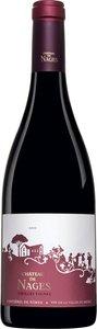 Château De Nages Vieilles Vignes 2013 Bottle