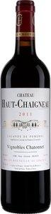 Château Haut Chaigneau 2012, Lalande De Pomerol Bottle