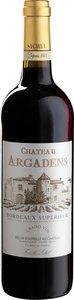 Château Argadens 2012, Ac Bordeaux Supérieur Bottle