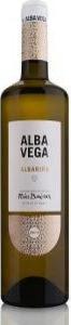 Alba Vega Albariño 2015 Bottle
