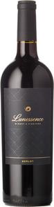 Lunessence Merlot 2013, Okanagan Valley Bottle