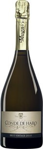 Muga Conde De Haro Brut 2012 Bottle