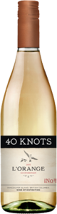 40 Knots L'orange Schönberger 2015 Bottle