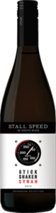 40 Knots Stall Speed Stick Shaker Syrah 2014, Okanagan Valley Bottle