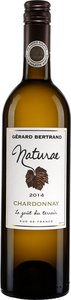 Gérard Bertrand Naturae Chardonnay 2015 Bottle