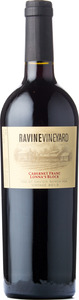 Ravine Vineyard Cabernet Franc Lonna's Block 2014, VQA St. Davids Bench Bottle