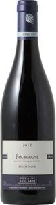 Anne Gros Bourgogne Pinot Noir 2012 Bottle