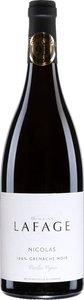 Domaine Lafage Cuvée Nicolas 2014 Bottle