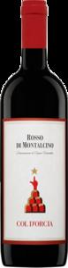 Col D'orcia Rosso Di Montalcino 2013 Bottle