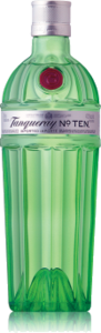 Tanqueray No. Ten Bottle