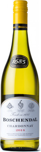 Boschendal 1685 Chardonnay 2015, Coastal Region Bottle
