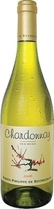 Philippe De Rothschild Chardonnay 2014, Pays D' Oc Bottle