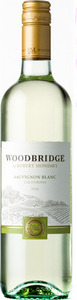 Woodbridge By Robert Mondavi Sauvignon Blanc 2015, California Bottle