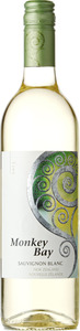 Monkey Bay Sauvignon Blanc 2015 Bottle