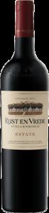 Rust En Vrede Estate 2012, Wo Stellenbosch Bottle