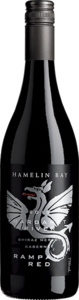 Hamelin Bay Shiraz Merlot Cabernet Rampant Red 2012 Bottle