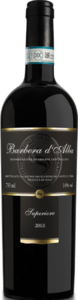 San Silvestro Barbera D'alba Superiore 2013 Bottle