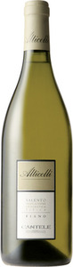 Cantele Alticelli Salento Fiano 2011 Bottle