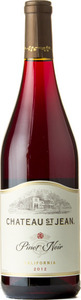 Chateau St. Jean Pinot Noir 2014 Bottle
