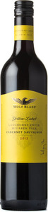 Wolf Blass Yellow Label Cabernet Sauvignon 2015, Langhorne Creek Mclaren Vale Bottle