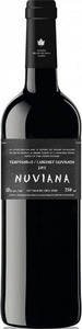 Nuviana Tempranillo Cabernet 2014, Valle Del Cinca Bottle