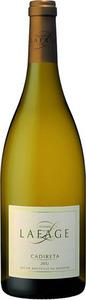 Domaine Lafage Cadireta Blanc 2014, Igp Côtes Catalanes Bottle