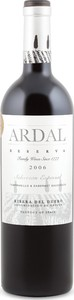 Ardal Reserva 2006, Do Ribera Del Duero Bottle