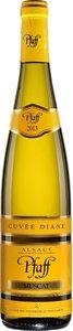 Pfaffenheim Cuvee Diane Muscat 2015, Alsace Bottle